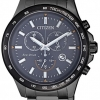 นาฬิกาผู้ชาย Citizen Eco-Drive รุ่น AT2425-80H, Sapphire Chronograph Tachymeter Sports Men's Watch