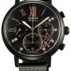 นาฬิกาข้อมือผู้หญิง Orient รุ่น STW02001B0, Quartz Chronograph Black