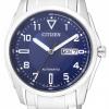 นาฬิกาผู้ชาย Citizen รุ่น NP4060-57L, Luxury Automatic Sapphire
