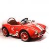 รถแบตเตอรี่เด็กขับ มัสแตง คอบร้า AC Shelby Cobra Limited Edition
