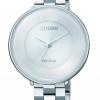 นาฬิกาผู้หญิง Citizen Eco-Drive รุ่น EM0600-87A, Citizen L