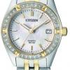 นาฬิกาผู้หญิง Citizen รุ่น EU6064-54D