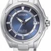 นาฬิกาข้อมือผู้หญิง Citizen Eco-Drive รุ่น FE6040-59L, Donna Super Titanium Ladies Sapphire 100m