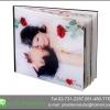 Album LCD ขนาด 10x12 นิ้ว แนวนอน 20 หน้า ปกอะครีลิค