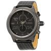 นาฬิกาผู้ชาย Diesel รุ่น DZ4437, Padlock Black Dial Chronograph