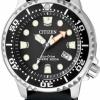 นาฬิกาข้อมือผู้หญิง Citizen รุ่น EP6050-17E, Ladies Promaster Marine Eco-Drive 200m ISO Cert. Divers Watch