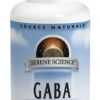 Source Naturals, GABA,Calm Mild 750 mg, 180 Capsules