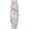 นาฬิกาผู้หญิง Seiko รุ่น SUP332, Solar Two-Tone Stainless Steel Diamond