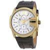 นาฬิกาผู้ชาย Diesel รุ่น DZ4435, Master Chief Silver Chronograph