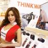 พบกล้องติดรถยนต์ Thinkware ที่งาน MotorShow 2018