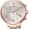 นาฬิกาข้อมือผู้หญิง Citizen Eco-Drive รุ่น FB1332-50A, XC Chronograph Titanium Sapphire Japan