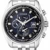 นาฬิกาข้อมือผู้ชาย Citizen Eco-Drive รุ่น AT9030-55L, Global Radio Controlled Promaster World Time