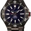 นาฬิกาข้อมือผู้ชาย Orient รุ่น EL07001D, M-Force Beast II Automatic Power Reserve SEL07001D0