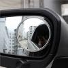กระจกมุมกว้างสีบอร์นเงิน ขนาดเส้นผ่าศูนกลาง 5.5 cm