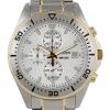 นาฬิกาผู้ชาย Citizen รุ่น AN3464-55A, Casual Chrono Mens Analog Silver Watch