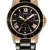 นาฬิกาผู้หญิง Orient รุ่น FUT0F002B0, Ceramic Quartz
