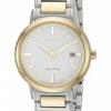 นาฬิกาผู้หญิง Citizen Eco-Drive รุ่น EW2374-56A, Sport Quartz