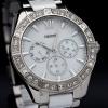 นาฬิกาผู้หญิง Orient รุ่น FSW01004W0, Ceramic Quartz