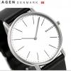 นาฬิกาผู้ชาย Skagen รุ่น SKW6419, Signatur Slim Titanium Quartz