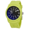 นาฬิกาผู้ชาย Diesel รุ่น DZ1821, Armbar Black Dial Mens Neon Green