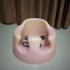 เก้าอี้หัดนั่ง Bamboo สีชมพู รหัส TY0003