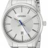 นาฬิกาผู้ชาย Citizen รุ่น BI1030-53A, Stainless Steel Bracelet