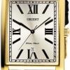 นาฬิกาผู้ชาย Orient รุ่น SUNEM001C0, Quartz Japan Elegant Leather