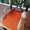 บูสเตอร์ซีท Leaman ส้ม-เทา รหัสสินค้า BS0004