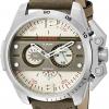 นาฬิกาผู้ชาย Diesel รุ่น DZ4389, Ironside Champagne Dial Chronograph Men's Watch