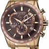 นาฬิกาข้อมือผู้ชาย Citizen Eco-Drive รุ่น AT4106-52X, Sapphire Radio Controlled Perpetual Chronograph