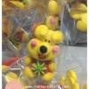 ตุ๊กตาไอซิ่ง ตุ๊กตาหมี 4 cm ตุ๊กตาน้ำตาลไอซิ่ง icing