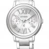 นาฬิกาผู้หญิง Citizen Eco Drive รุ่น FD1090-54A, XC Chrongraph Duratect Sapphire Japan