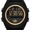 นาฬิกาผู้ชาย Adidas รุ่น ADH2911, Santiago XL Digital Dial Black Silicone Strap