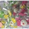 ตุ๊กตาไอซิ่ง กระต่าย ตุ๊กตาน้ำตาลไอซิ่ง icing (3ซม)