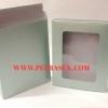กล่อง 801 เจาะ(สีเงิน) จำนวน 10 ใบ/แพค
