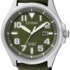 นาฬิกาผู้ชาย Citizen รุ่น AW1410-32X, Eco-Drive 200m Military