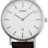 นาฬิกาข้อมือผู้ชาย Orient รุ่น SGW05005W0, Quartz Classic Japan Elegant
