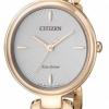 นาฬิกาผู้หญิง Citizen รุ่น EM0423-81A, Eco-Drive Sapphire