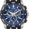 นาฬิกาผู้ชาย Citizen Eco-Drive รุ่น AT4021-02L, Limited Edition Sapphire Radio Controlled AT Chrono