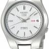 นาฬิกาผู้ชาย Seiko รุ่น SNK601K1, Seiko 5 Automatic 21 Jewels