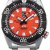 นาฬิกาข้อมือผู้ชาย Orient รุ่น SEL0A003M0, M-Force 2015 Automatic Power Reserve Sapphire 200m Divers
