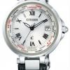 นาฬิกาข้อมือผู้หญิง Citizen Eco-Drive รุ่น EC1010-06A, XC Radio Controlled Japan Sapphire
