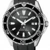 นาฬิกาข้อมือผู้ชาย Citizen Eco-Drive รุ่น BN0190-15E, Promaster Professional Diver's