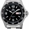 นาฬิกาผู้ชาย Orient รุ่น SAA02001B3, Mako II Mechanical Automatic Divers Japan
