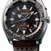 นาฬิกาผู้ชาย Seiko รุ่น SUN061P1, Prospex Land Kinetic GMT 100m Men's Watch