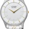 นาฬิกาผู้ชาย Citizen Eco-Drive รุ่น AR3014-56A