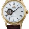 นาฬิกาผู้ชาย Orient รุ่น SAG00002W0, Envoy Open Heart Japan Automatic