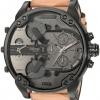 นาฬิกาผู้ชาย Diesel รุ่น DZ7406, Mr Daddy 2.0 Chronograph Men's Watch
