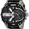 นาฬิกาผู้ชาย Diesel รุ่น DZ7313, Mr. Daddy 2.0 Oversized Chronograph