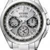 นาฬิกาผู้ชาย Citizen Eco-Drive รุ่น CC9010-66A, ATTESA SATELLITE-WAVE F900